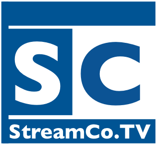 streamco logo - the event streaming company