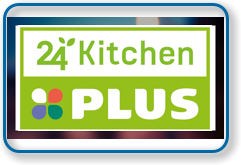 24Kitchen en Plus Supermarkten, live via Facebook Live uitgezonden
